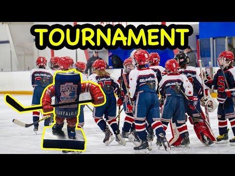 Kids HocKey Pepsi Tournament Do They Win?