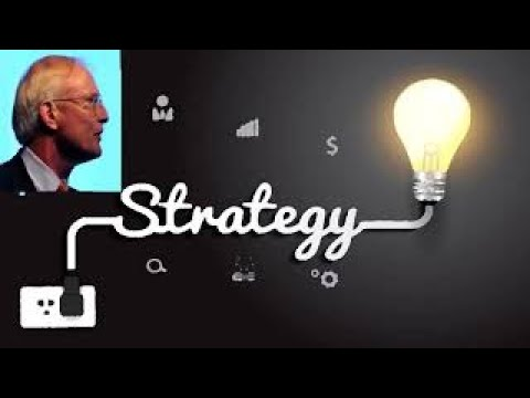 Michael Porter about Business Strategy