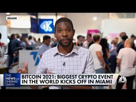 Bitcoin 2021, the biggest crypto event in the world, kicks off in Miami