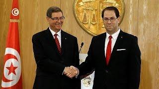 تونس: تنصيب حكومة الوحدة الوطنية برئاسة يوسف الشاهد