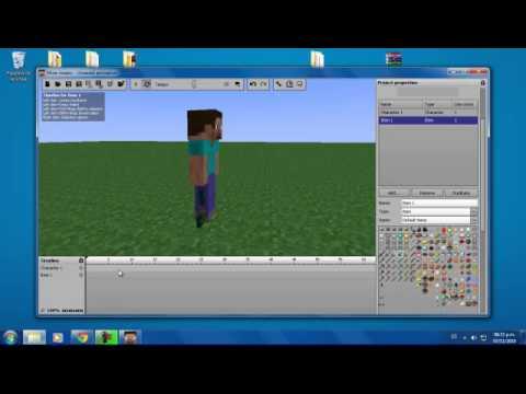 Programa Para Crear Animaciones De Minecraft 1 Link Full