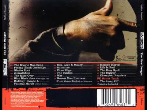 Mos Def - 2004 - New Danger - Zimzallabim