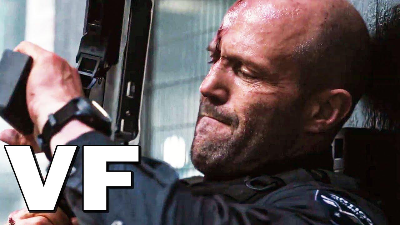 UN HOMME EN COLÈRE Bande Annonce VF (2021) Jason Statham, Guy Ritchie, Action