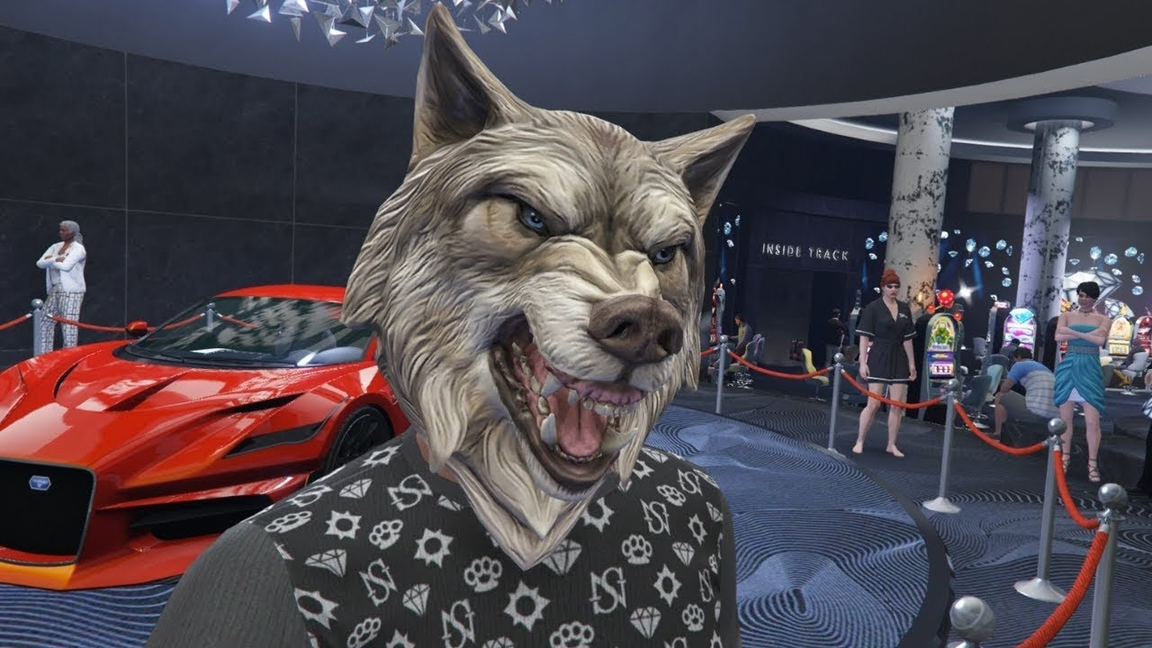 CASINO RONDLEIDING & €6.400.000 PENTHOUSE KOPEN! (GTA V Online DLC)