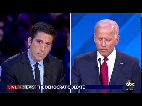 Garret Lewis - WATCH: Joe Biden's Dentures Almost Fall Out During Debate