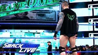 Randy Orton RKOs Kevin Owens: SmackDown LIVE, Dec. 5, 2017