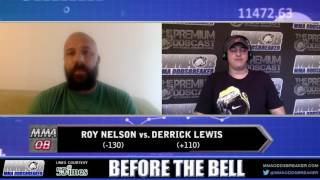 Before The Bell with Nick Kalikas and Frank Trigg - UFC Fight Night 90