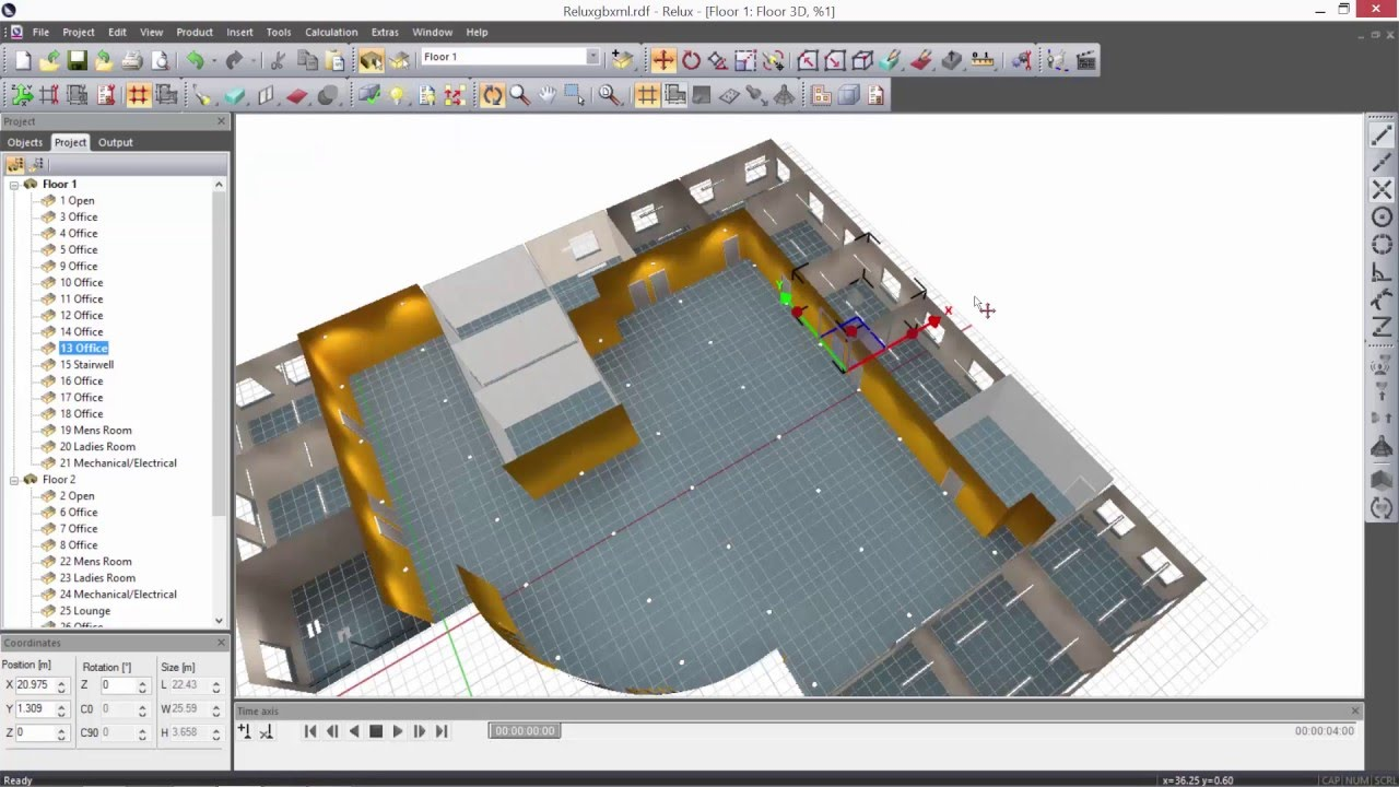 ReluxSuite 2016 - Brief overview of the comprehensive planning ...