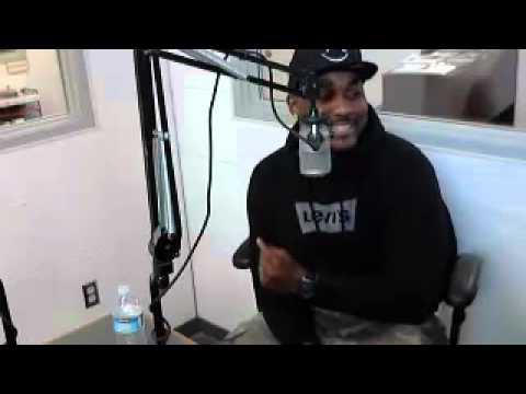 PT.1 @SmoovieBaby On Air Interview on KCRH 89.9FM'S #TheMidD