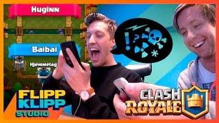 RÆVVA DECK-DUELL - Clash Royale