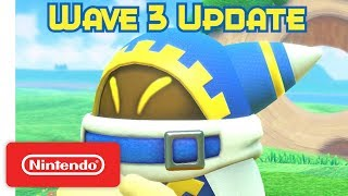 Download Kirby Star Allies: Wave 3 Update - Magalor is here! - Nintendo Switch Mp3 and Videos