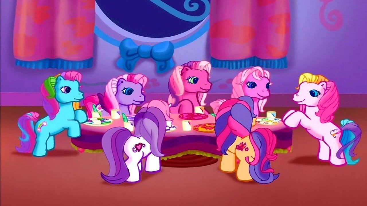 meet the ponies mlp