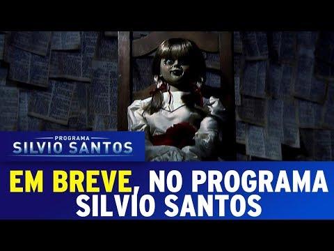 Annabelle 2 Teaser CÂMERA ESCONDIDA | Annabelle Creation Domingo 06/08 no Programa Silvio Santos