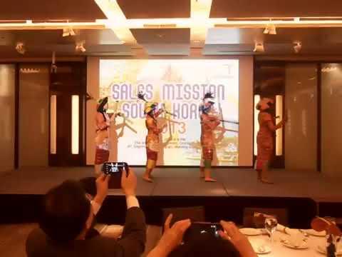 Bambu @ Indonesia Travel Sales Mission 2013