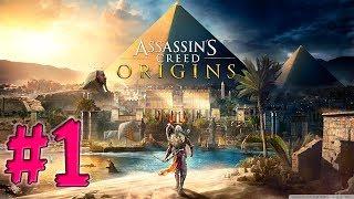 Assassin's Creed Origins -#1- Llegamos a Siwa!