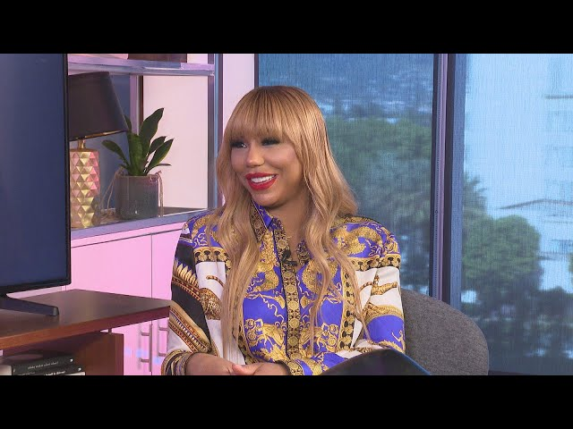 Tamar Braxton Reveals Why She Kept Her New Romance on the Down Low (Exclusive)