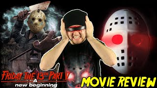 Friday the 13th Part V: A New Beginning (1985) - Movie Review