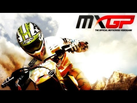 MXGP The Official Motocross Videogame - PS3 Gameplay