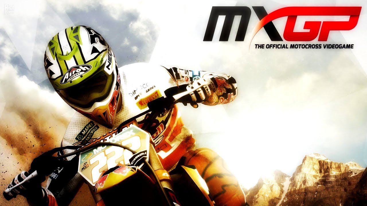 MXGP The Official Motocross Videogame - PS3 Gameplay - YouTube