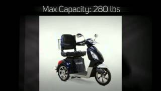 EW-36 Mobility Scooter Fast EW36 Scooter Review