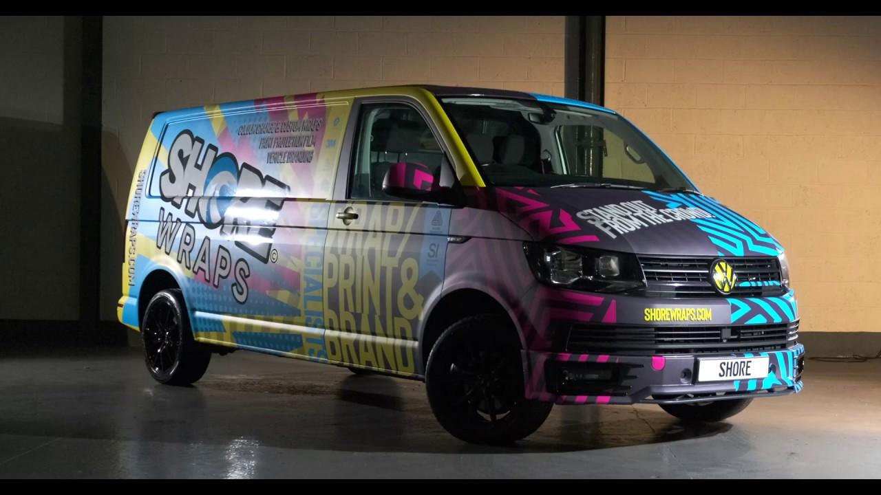 Shore wraps - VW T6 Wrap Reveal with SLX™ Cast Wrap