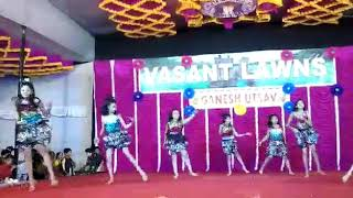 Zingaat n taarefa dance by dhunn n group.
