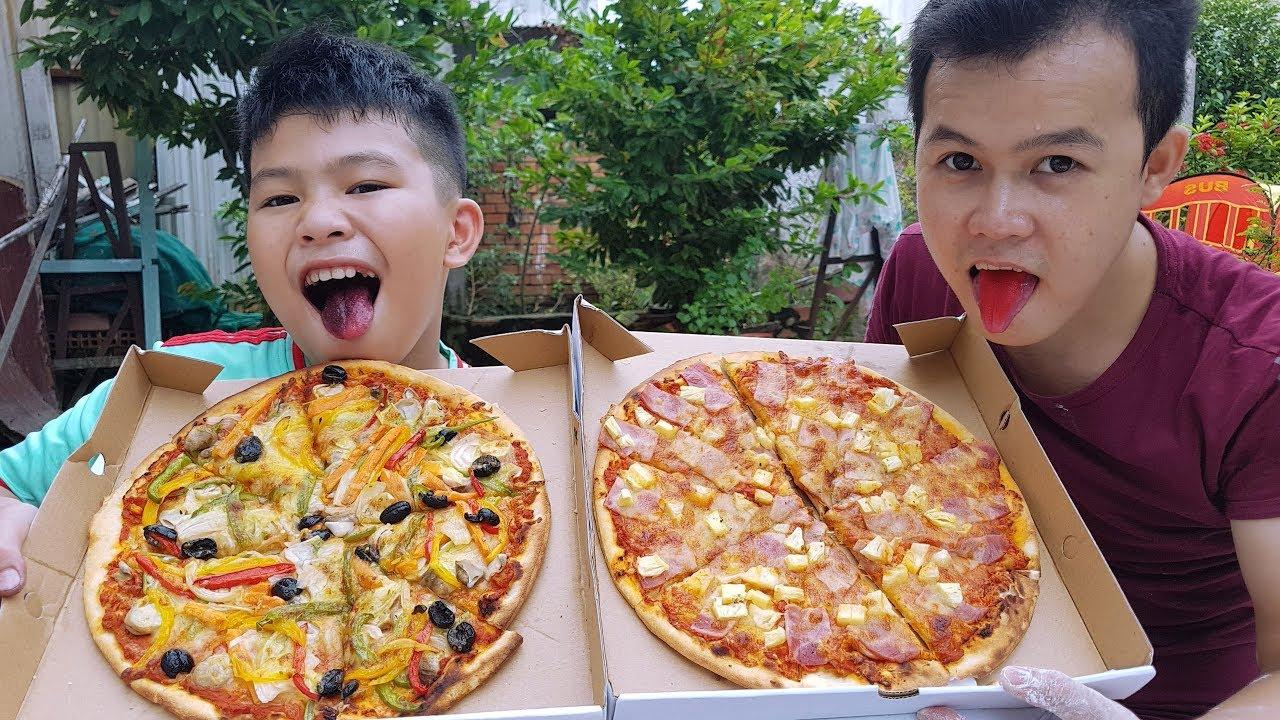 Trò Chơi Thích Pizza ❤ ChiChi ToysReview TV ❤ Siêu To Khổng Lồ