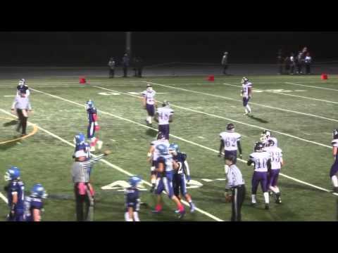 BHS Football vs Boston Latin - 10/02/2015