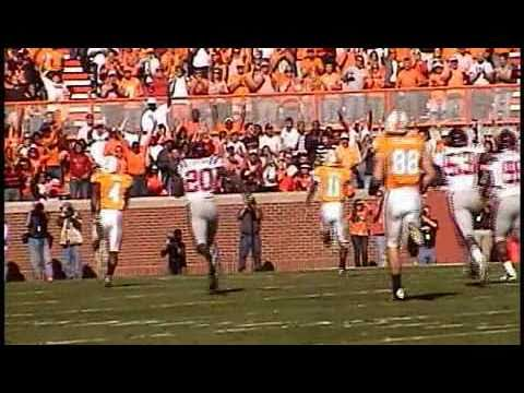 Tennessee-Ole Miss *Tyler Bray to Justin Hunter (80 yd touchdown)