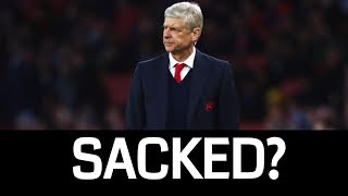 Wenger Finally Get Sacked After Liverpool - The Death of Arsenal (Parody)