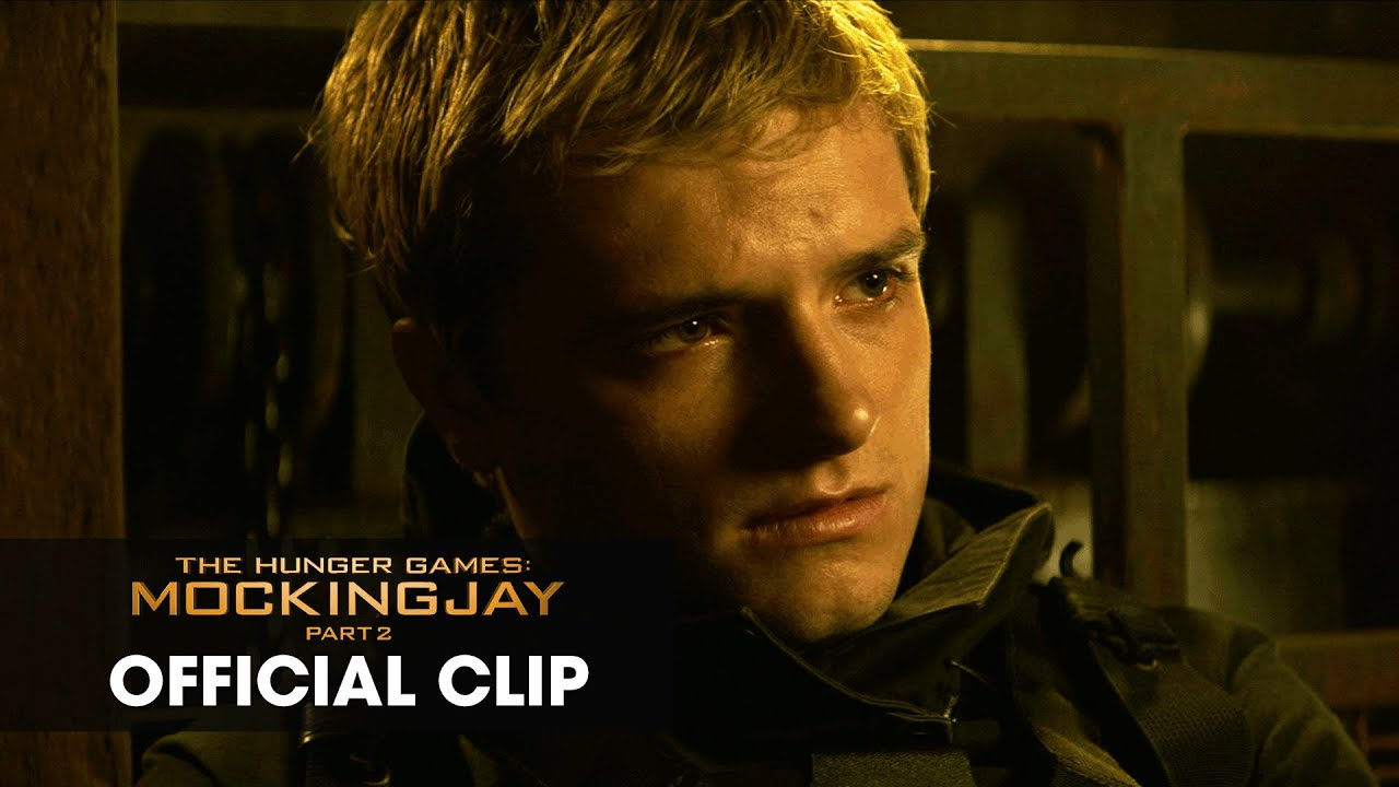 The Hunger Games Mockingjay Part 2 Official Clip Real