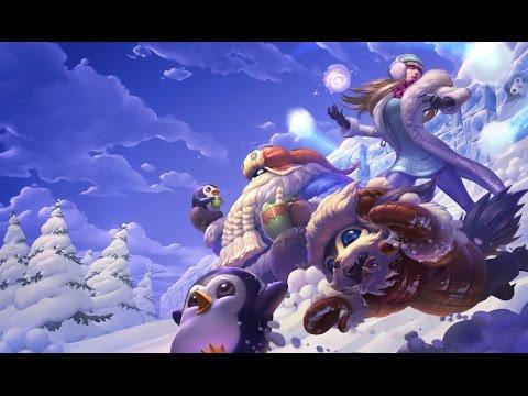 Resultado de imagen para skins dia nevado