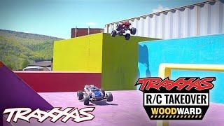 RC Parkour | Traxxas Rustler VXL and Stampede VXL