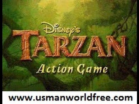 Tarzan Game Download Free Full Version-worldplaycity