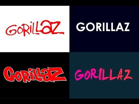 GORILLAZ - GREATEST HITS COMPILATION (2001-2017)