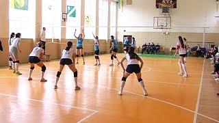 Коломия приймала чемпіонат Івано-Франківщини з волейболу