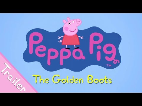 Peppa Pig The Golden Boots trailer from YouTube · Duration:  56 seconds