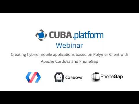 Creating Hybrid Mobile Application Based on Polymer Client with
