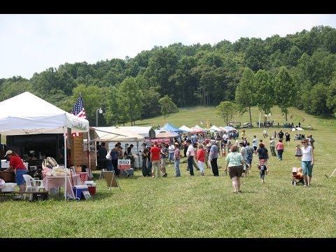 Chantilly  Farm Floyd County Virginia - Bluegrass Festivals, Music and More
