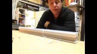 Download lagu How to restring a Levolor Kirsch cordless honeycomb shade Part 1