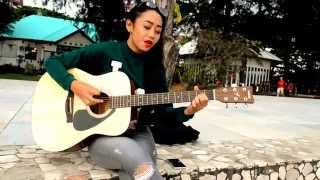 Video Humood AlKhudher - Kun Anta Acoustic Guitar Version (Cover by Shawana) LIVE download MP3, 3GP, MP4, WEBM, AVI, FLV Agustus 2017