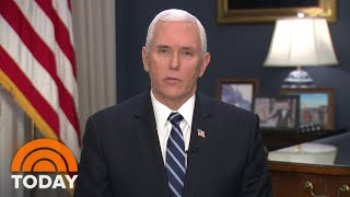 Vice President Mike Pence: There Will Be 'Thousands More Cases' Of Coronavirus In US | TODAY