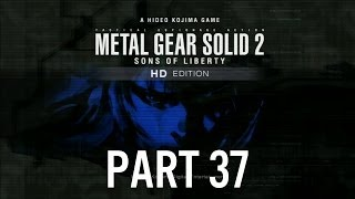 Metal Gear Solid 2 - Part 37: Final Fight