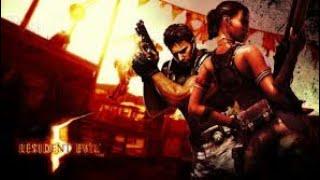 Resident Evil 5 pt 4