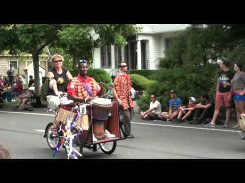 Eugene Celebration Parade 2013 Credits and Slides