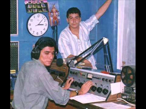 Campaña Radio Galeon 1990 carbon en Santa Marta.