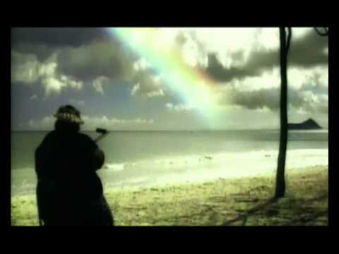 Israel Kamakawiwo'Ole - Somewhere Over The Rainbow (subtitulos en español )