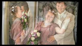 свадебный фото клип (пример фотомонтаж)