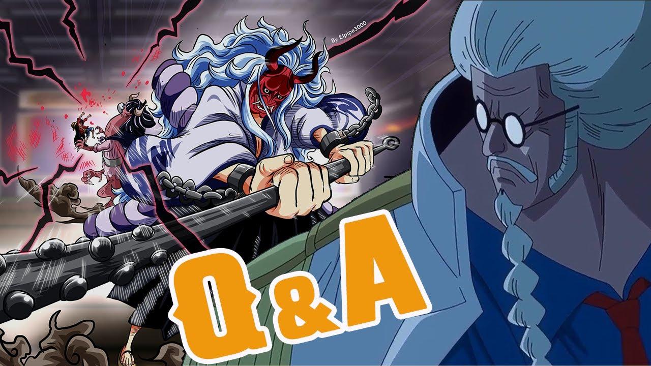 [Q&A] Cấp độ Sức Mạnh của YAMATO ? Biến Cố GOD VALLEY ? Người Khổng Lồ OARS ? [Số 04 – P3]