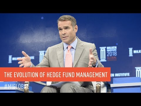 The Evolution of Hedge Fund Management
